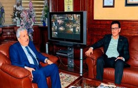 AK Parti Antalya Milletvekili Atay Uslu