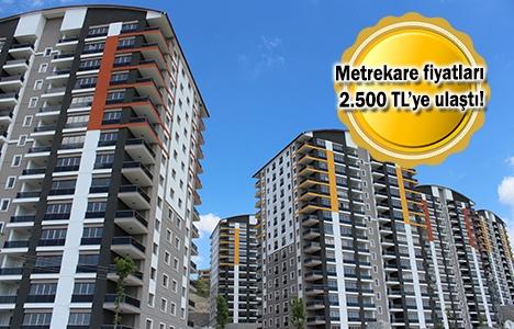 Ankara Mebuskent'te konut