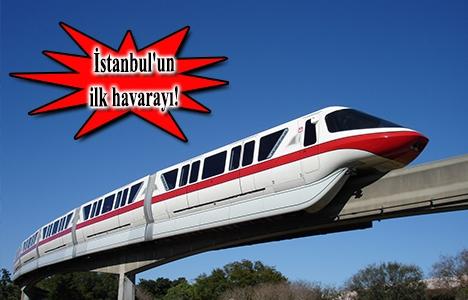 Sefaköy-Halkalı-Başakşehir Havaray Hattı ihalesi yapıldı!