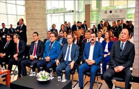 Antalya Eğitim ve Araştırma Hastanesi'ndeki markiz alan törenle açıldı!