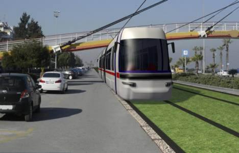 İzmir Buca metrosu