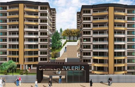 Sümela Evleri Trabzon satılık daire!