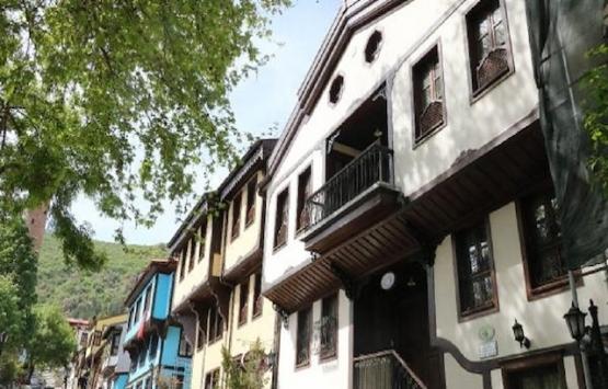 Tarihi Afyon Evleri'nin restorasyon çalışmaları tamamlandı!