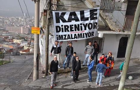Kadifekale'de kentsel dönüşüm