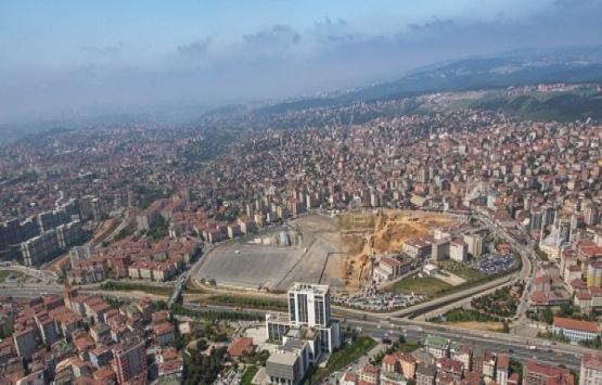 Ümraniye'de 6 milyon TL'ye icradan satılık dubleks daire!