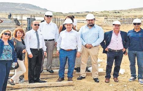 Menemen'de kendi elektriğini
