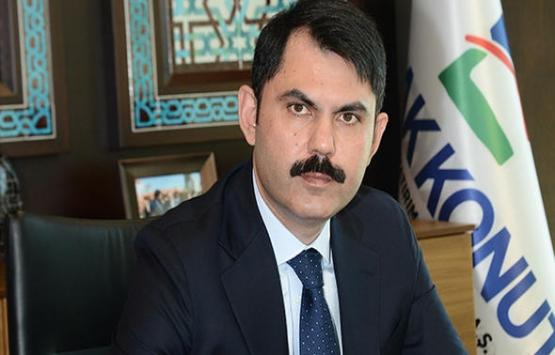 Murat Kurum, Emlak Konut Başkanlığı'ndan istifa etti!