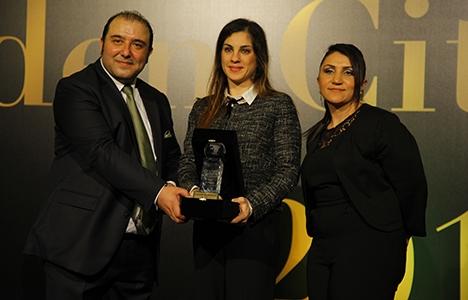Van AVM Türkiye'nin En İyi AVM Projesi ödülünü aldı!