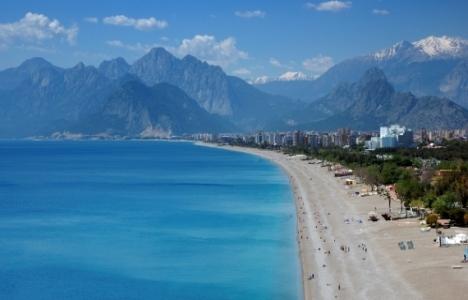 Antalya'ya 13.9 milyar