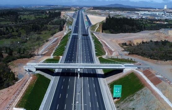 Kuzey Marmara Otoyolu'nun Nakkaş-Başakşehir kesimi için ihaleye çıkılıyor!