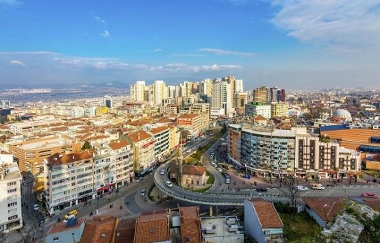 Bursa'nın kentsel dönüşümünde