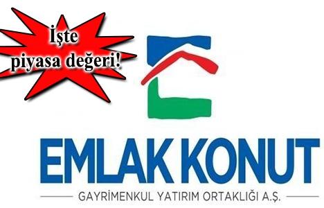 Emlak Konut, Borsa İstanbul'un en değerli şirketleri arasında!