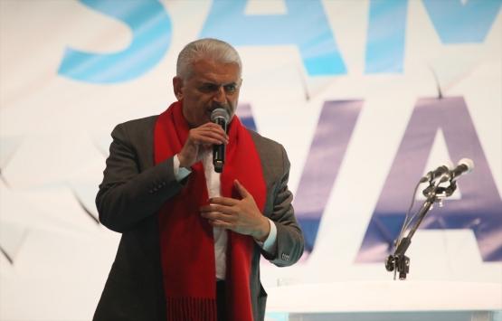 Başbakan Yıldırım: Samsun'da
