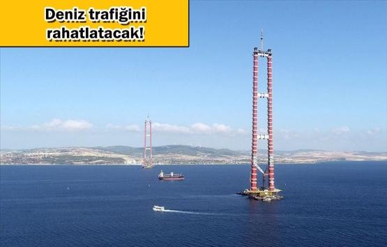 1915 Çanakkale Köprüsü turizm gelirini artıracak!