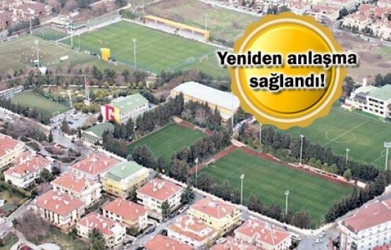 Florya, Galatasaray'da kaldı!