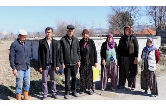 Burdur'daki 4 mahallenin imar planına tepki!