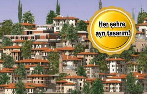 TOKİ'den yatay mimaride 3 yılda 94 bin konut!