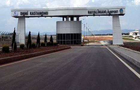 Kastamonu Havalimanı 2013'te