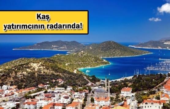 Kaş'ta konut imarlı arsa fiyatları yüzde 171 arttı!