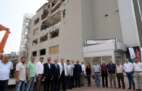 Osmangazi'de vatandaşlar kentsel dönüşüme destek veriyor!