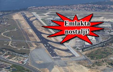 Yeşilköy'e havalimanı