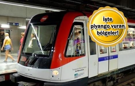 Göztepe-Ataşehir-Ümraniye Metro Hattı'nda inşaat başladı!