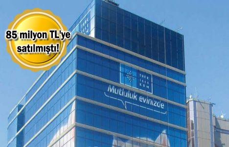 Mecidiyeköy Türk Telekom binası otel olacak!