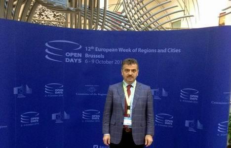 Hasan Tahsin Usta, AP'de kentsel dönüşümü anlattı!