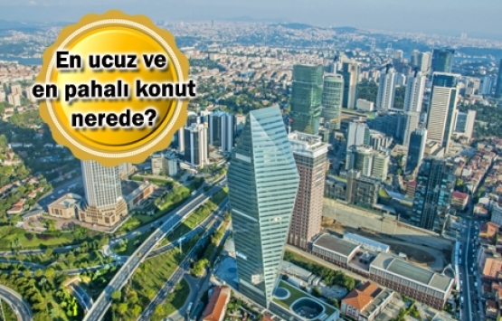 İstanbul'daki markalı konutların röntgeni!