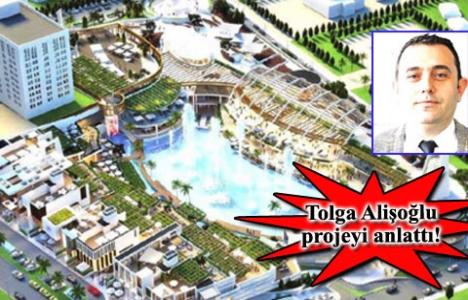 Ataşehir'e WaterGarden yaşam,
