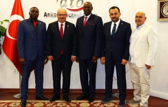 Türk müteahhitlerine Senegal'den