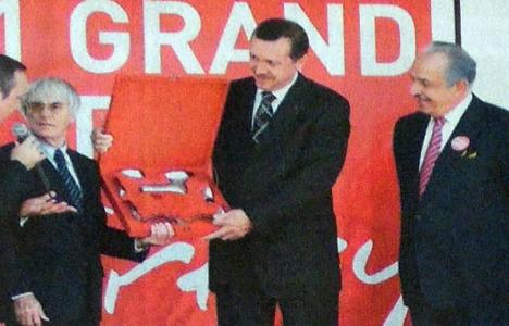 2003 yılında İstanbul Park'ın temeli atılmış!