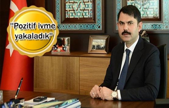 Murat Kurum: Bileğimizi kimse bükemez!