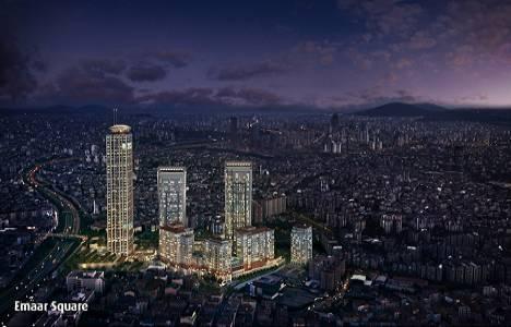 Emaar Square Residence'ta 263 bin 888 dolardan başlıyor!