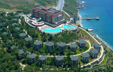 Utopia World Hotel'in