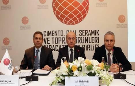 Türkiye çimento ihracatında dünya ikincisi!