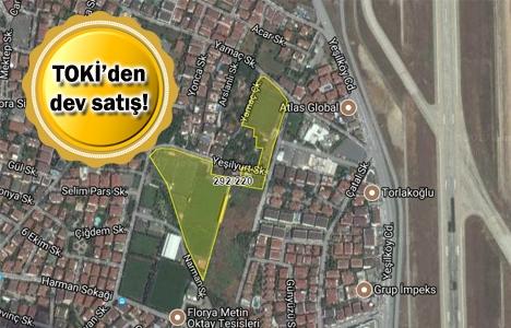 Emlak Konut, TOKİ Bakırköy arsasını 262.5 milyon TL'ye aldı!