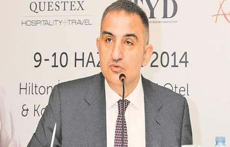 Murat Ersoy: 5 yıldızlı 35 otele ihtiyacımız var!