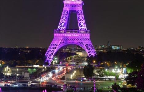 Eyfel Kulesi 300 milyon avro ile yenilenecek!