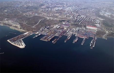 Ambarlı Limanı için