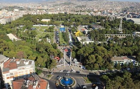 İzmir Kültürpark için