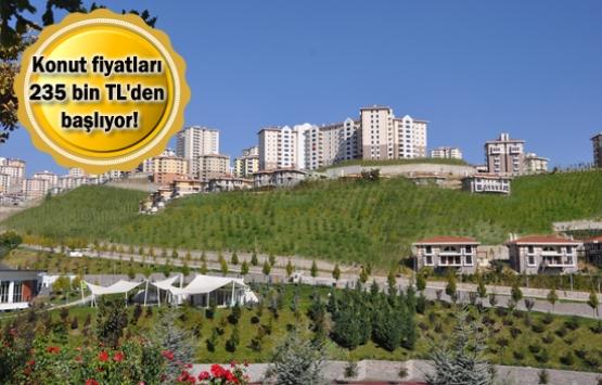 TOKİ Ankara KuzeyKent'te 407 konut satışa sundu!