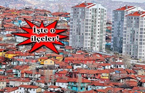 İstanbul'un en riskli