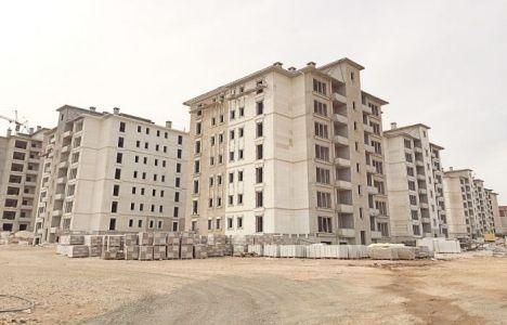 Konya Beyşehir TOKİ'ye