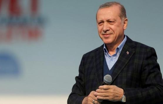 Cumhurbaşkanı Erdoğan'dan Kanal