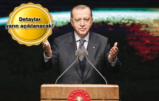 Kanal İstanbul, Erdoğan'ın