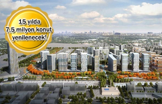 Kentsel dönüşümde akıllı şehir fırsatı!