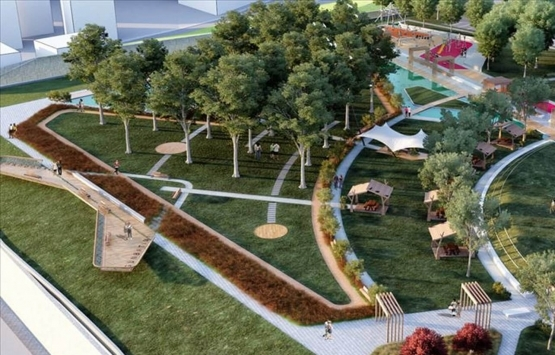 Adıyaman'a 68.4 milyon TL'lik millet bahçesi yapılacak!