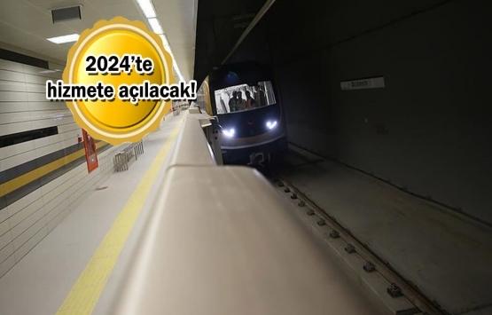 Mahmutbey-Esenyurt Metro Hattı'nda çalışmalar yarın başlıyor!