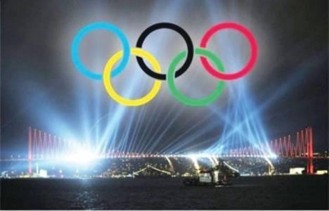 İstanbul Olimpiyat şenliğine